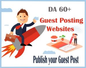 blogs that accept guest posts